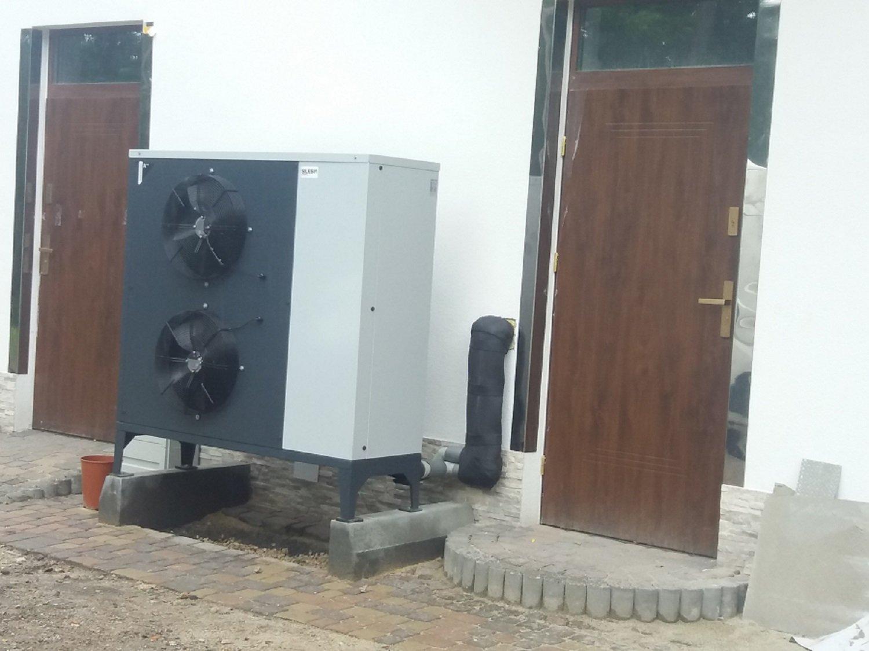 ABC Solar - Pompa ciepła 30 kW