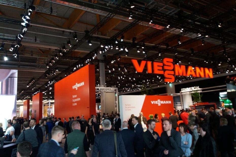 ABC Solar - ISH Frankfurt Viessmann